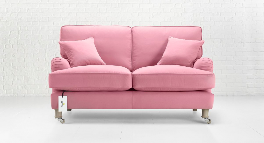 Distinctive Chesterfields Alicia Sofa