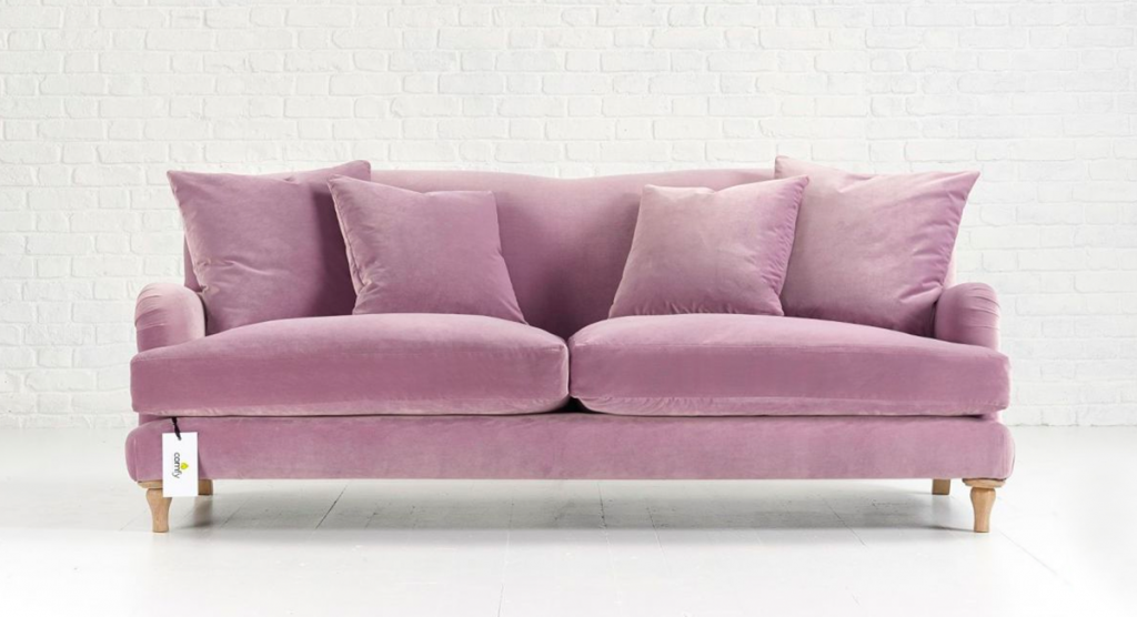Distinctive Chesterfields Annie Sofa