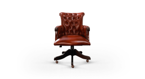 Distinctive Chesterfields Brocket Swivel Chair