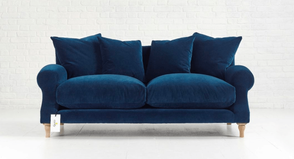 Distinctive Chesterfields Cushy Sofa