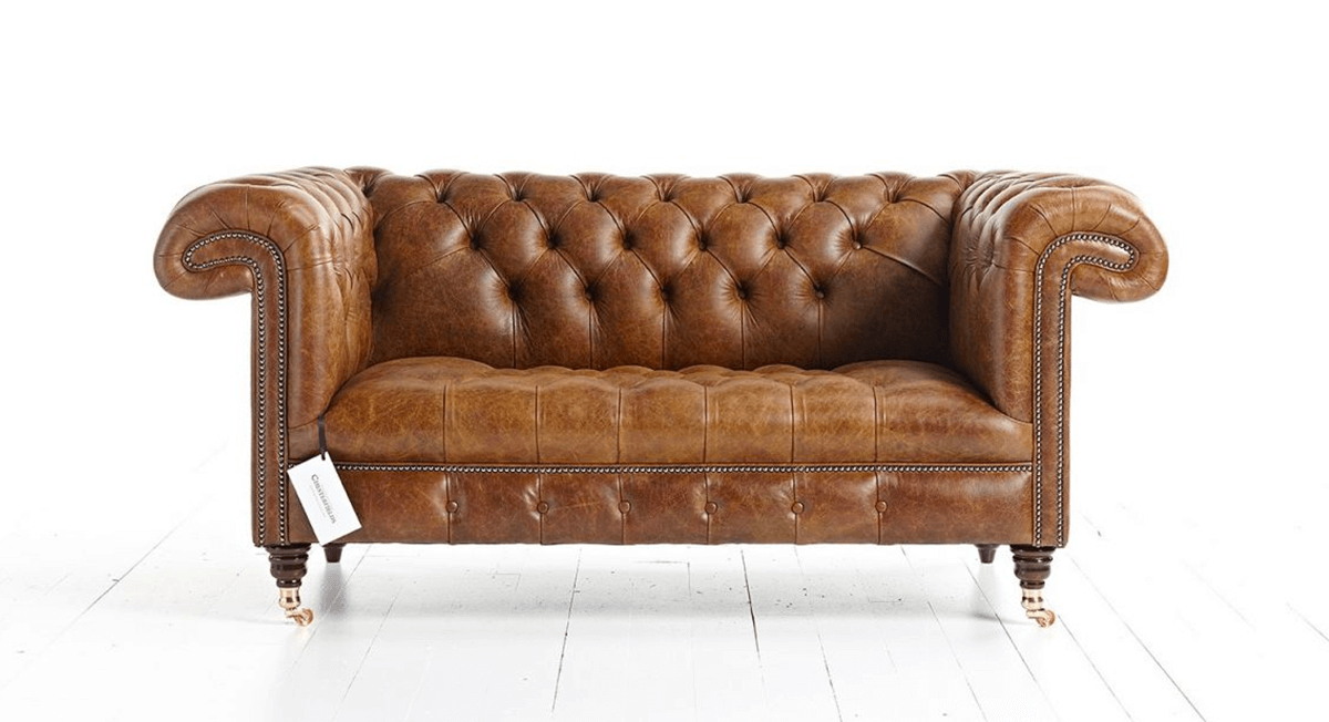 Distinctive Chesterfields Sandringham Chesterfield Sofa